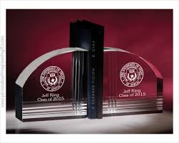 engraved bookends engraved graduation gifts bookends