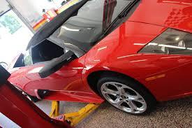 Lamborghini Murcielago Red - blog