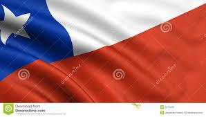 Chile Santiago Flag Flag Of Chile Stock Illustration Image Of Moving Windy 5279436