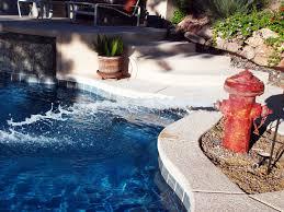 fiberglass swimming pool paint color finish sapphire blue 10