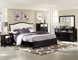 Bedroom Furniture Mn Jacqueline Black Bedroom Furniture Collection For 229 94