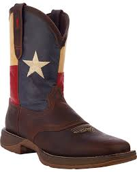 British Flag Boots Durango Rebel Texas Flag Cowboy Boots Square Toe Country Outfitter