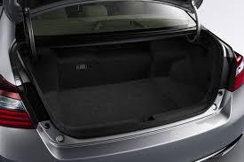 2013 honda accord trunk space 2017 honda accord hybrid cargo space motor trend