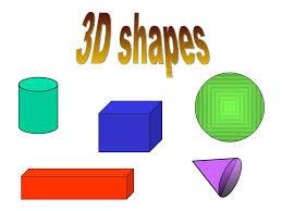 what 3d shape am i