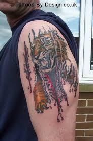 dollkemprot skin rip tattoos