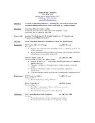 Resume Format For Experienced Assistant Professor Helpful Graphic Designer Resume Template Example With Work