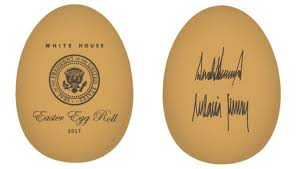 gold easter egg trigger a leftist order your gold president white house