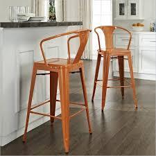 modern orange bar stools orange bar stools it s fashionable new furniture pertaining to