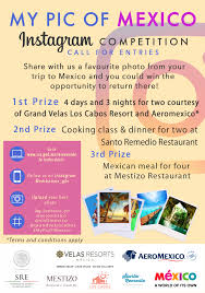 Press Advertising Aeromexico Multi Format Photography Contest My Pic Of Mexico For Instagram