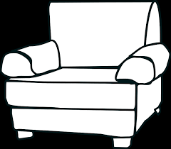 Big Armchair Free Vector Graphic Armchair Big White Comfortable Free