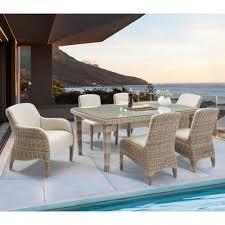 6 seater patio furniture set luxor 6 seat garden dining set luxor garden furniture