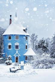 Winter House 24 Things You May Not Know About The Moomins Moomin Finland And