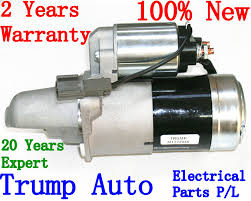 brand new starter motor for nissan pulsar n14 n15 n16 engine