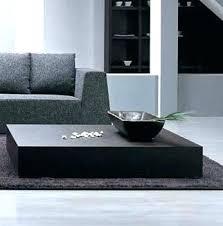 low square coffee table modern low coffee table peekapp co