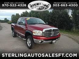 sterling dodge truck used dodge at sterling auto sales in franktown co auto com