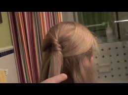 doctors and work hairstyles how to do a four minute work hairstyle a simple and professional