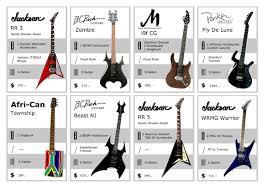 guitar cards 4 by drdrevil on deviantart