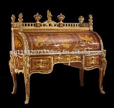 bureau louis xv louis xv cylinder bureau du roi the king desk after the model by