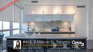 home interior representative 8 mercer st 403 toronto home for sale by ashley lo sales