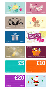 gifts cards sainsburys gift cards sainsbury s gifts