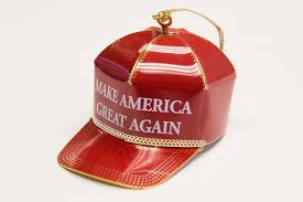make your tree tacky again with 149 maga ornament