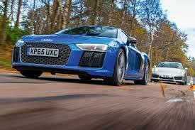 lexus vs audi r8 audi r8 vs porsche 911 turbo s auto express