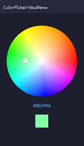 android color picker the android arsenal color pickers colorpickerview android