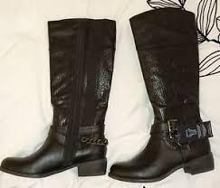 s knee boots uk m s chain knee boots uk 5 insolia heel ebay
