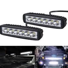 2 inch led spot light 7 inch led work light bar 18w cree led spot beam led for off road