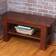 Wooden Storage Bench Storage Benches Custommade Com