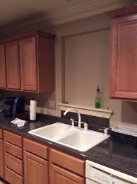does kitchen sink need to be window kitchen sink with no window it