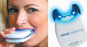 how to use teeth whitening kit with light ionic white teeth whitening kit ion teeth whitening light activated