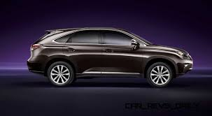 lexus mid size suv road test review 2015 lexus rx350 awd