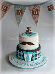 mustache baby shower cake mustache theme party so they wanted