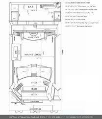 floorplan arena nyc