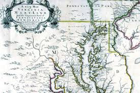 maryland map maryland map collection umd libraries