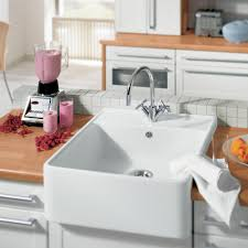 Ceramic Kitchen Sinks Villeroy U0026 Boch Butler 60 1 0 Bowl White Ceramic Kitchen Sink