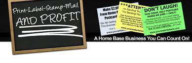 instant postcard wealth