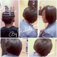 Sew In Bob Hairstyle Clean Full Sew In By Hairbylatise Http Community