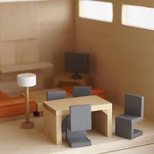 Dollhouse Modern Furniture by 28 Best Images About Dollhouses On Pinterest Models Miniature