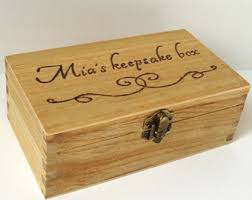 personalized box personalized box etsy