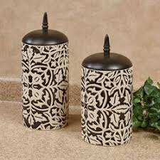 black and white kitchen canisters kitchen canisters and canister sets touch of class