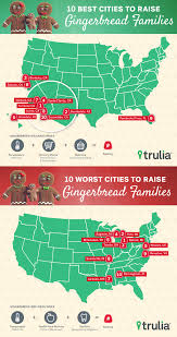 Trulia Heat Map Trulia Stages Holiday House Hunt For Gingerbread Couple Print
