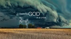 Seeking God Seeking God In A Crisis New City Church Inc
