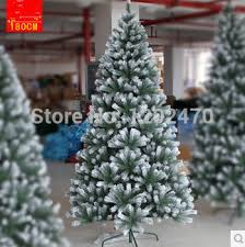cheap 7ft white snow christmas tree find 7ft white snow christmas