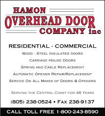 Hamon Overhead Door Atascadero News Business Directory Coupons Restaurants