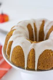 pumpkin pound cake with apple cider drizzle blahnik baker