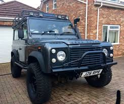 Land Rover Defender 90 200tdi Tomb Raider Look For Sale From Tatc