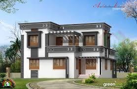 modern house plans kerala home act
