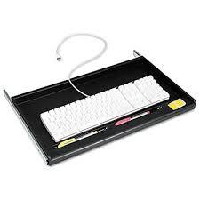 Under Desk Laptop Shelf Keyboard Trays Staples